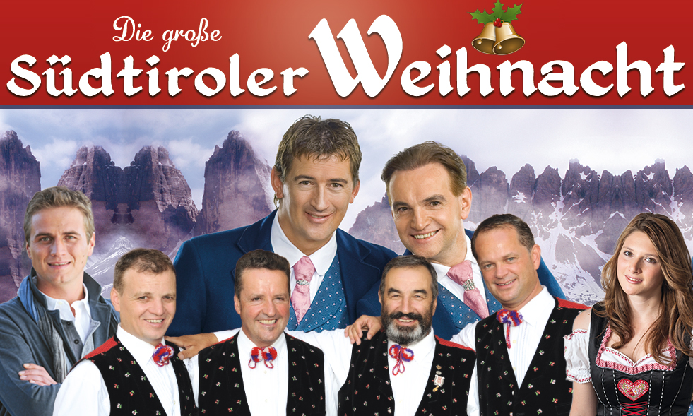 Titelbild Südtiroler Weihnacht Tour 2020