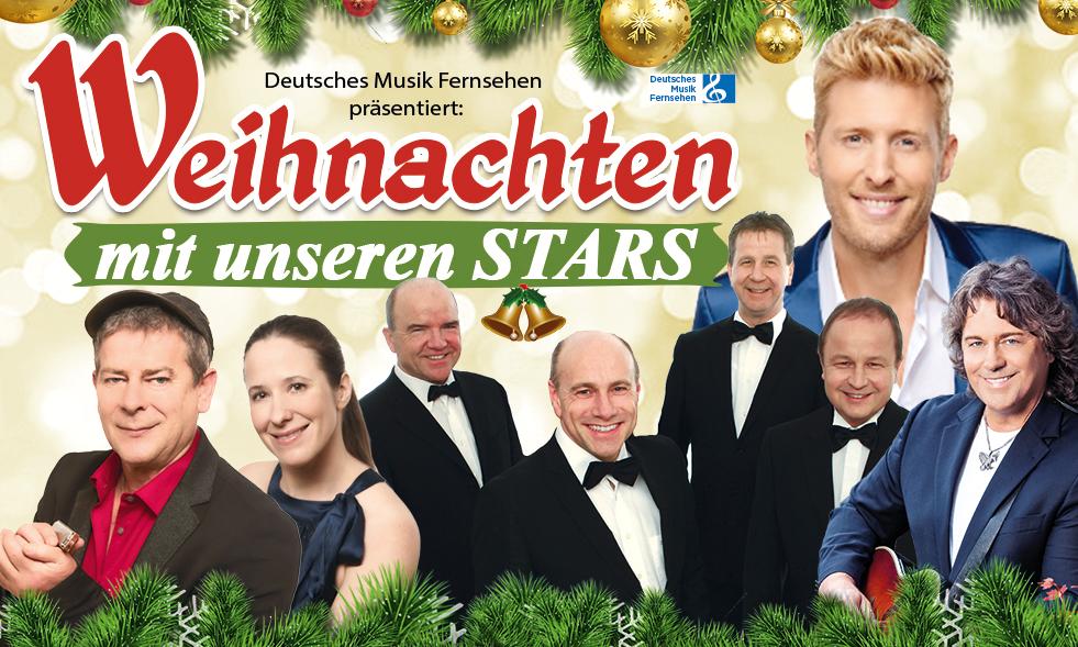 Titelbild Weihnachten mit unseren Stars Tour 2020